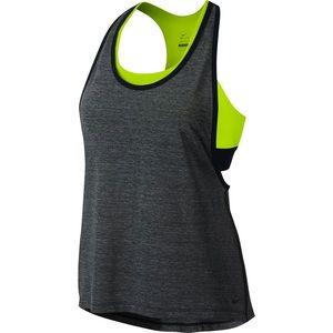 Nike PRO dri-fit loose tank w/ built in bra